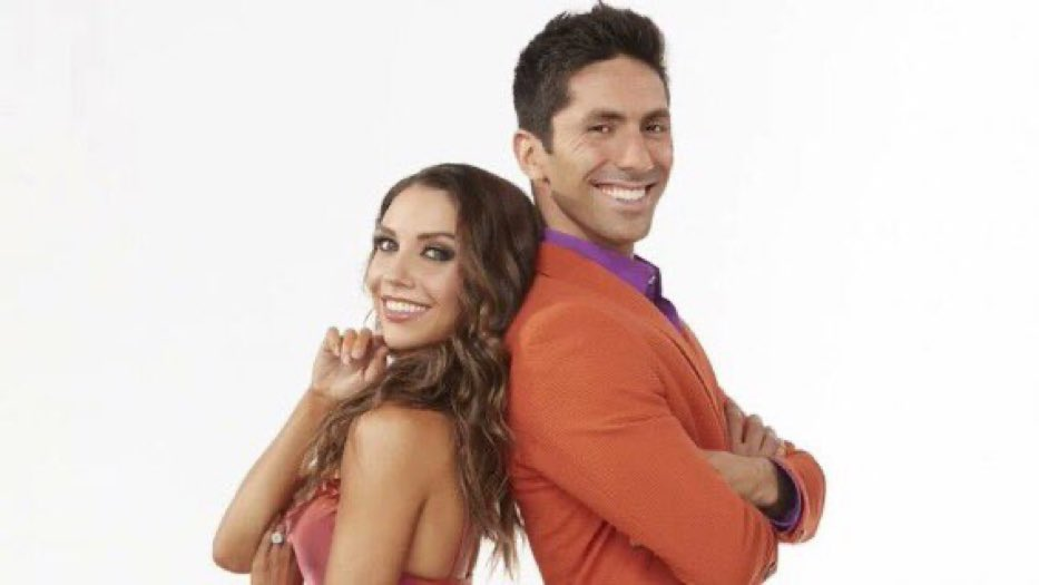 A man who can rock an orange suit is already my champion #DWTS