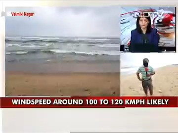 Tamil Nadu Cyclone: Chennai, Neighbouring Areas Likely To Get Heavy Rain  NDTV's J Sam Daniel reports. Read here: