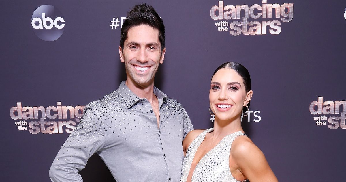 #DWTS Fans Think Nev Schulman Was Robbed: