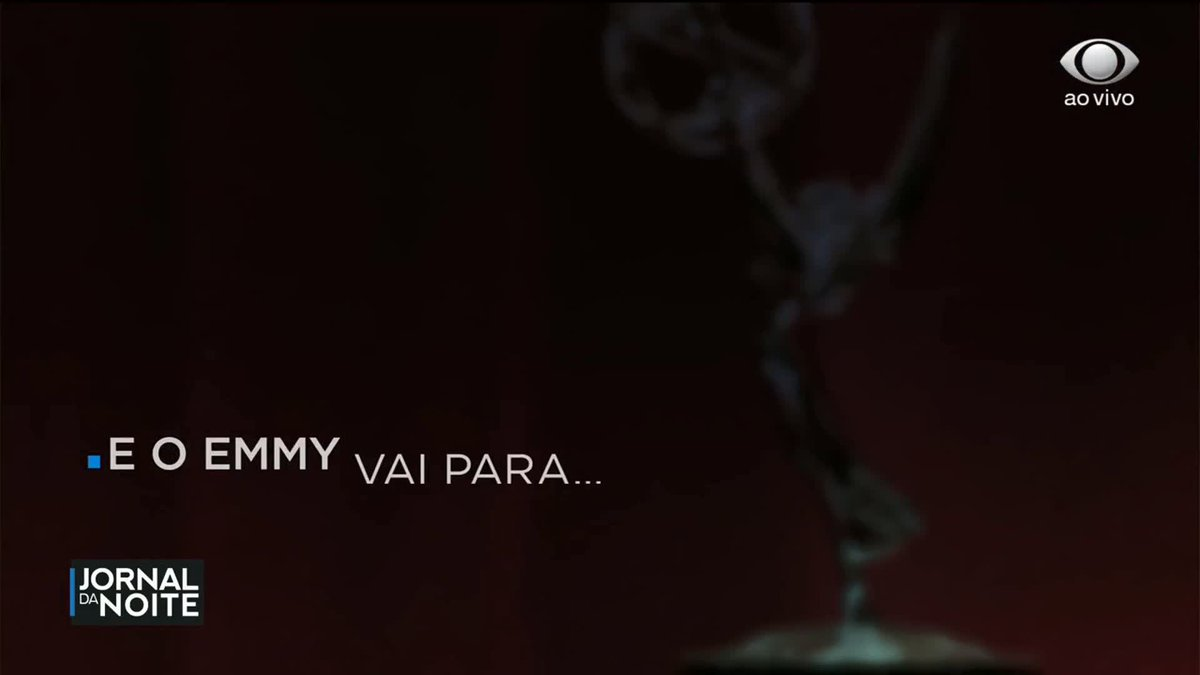 O governador de Nova York, Andrew Cuomo, ganhou o Emmy, por usar bem a TV para informar a população. #JornaldaNoite #BandJornalismo