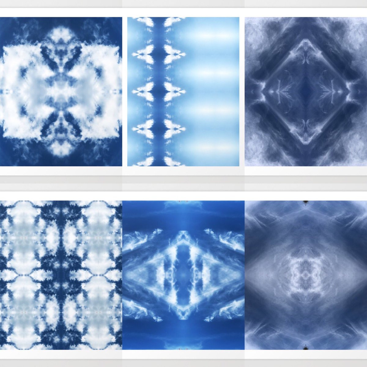 Tie Dye Collection  Tie Dyes that are actually photographs of clouds and sky 🤍💙  https://t.co/fksLj7cxZM #colorfulhome #homedecor #Christmas2020 #christmasiscoming #photographer #society6 #BlackFriday2020 #BlackFriday #giftideas #holidayseason #shopsmallbusiness #coastaldecor https://t.co/Xrb8u3TnDb