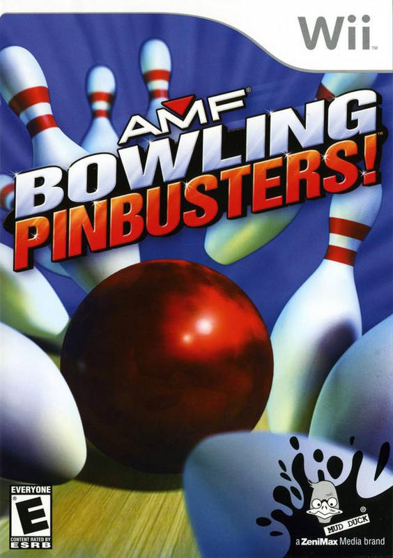 Bowl in style and hit awesome strikes to score your way to an epic bowling win in AMF Bowling Pinbusters! #gamer #bowling #fun #nintendo #sports