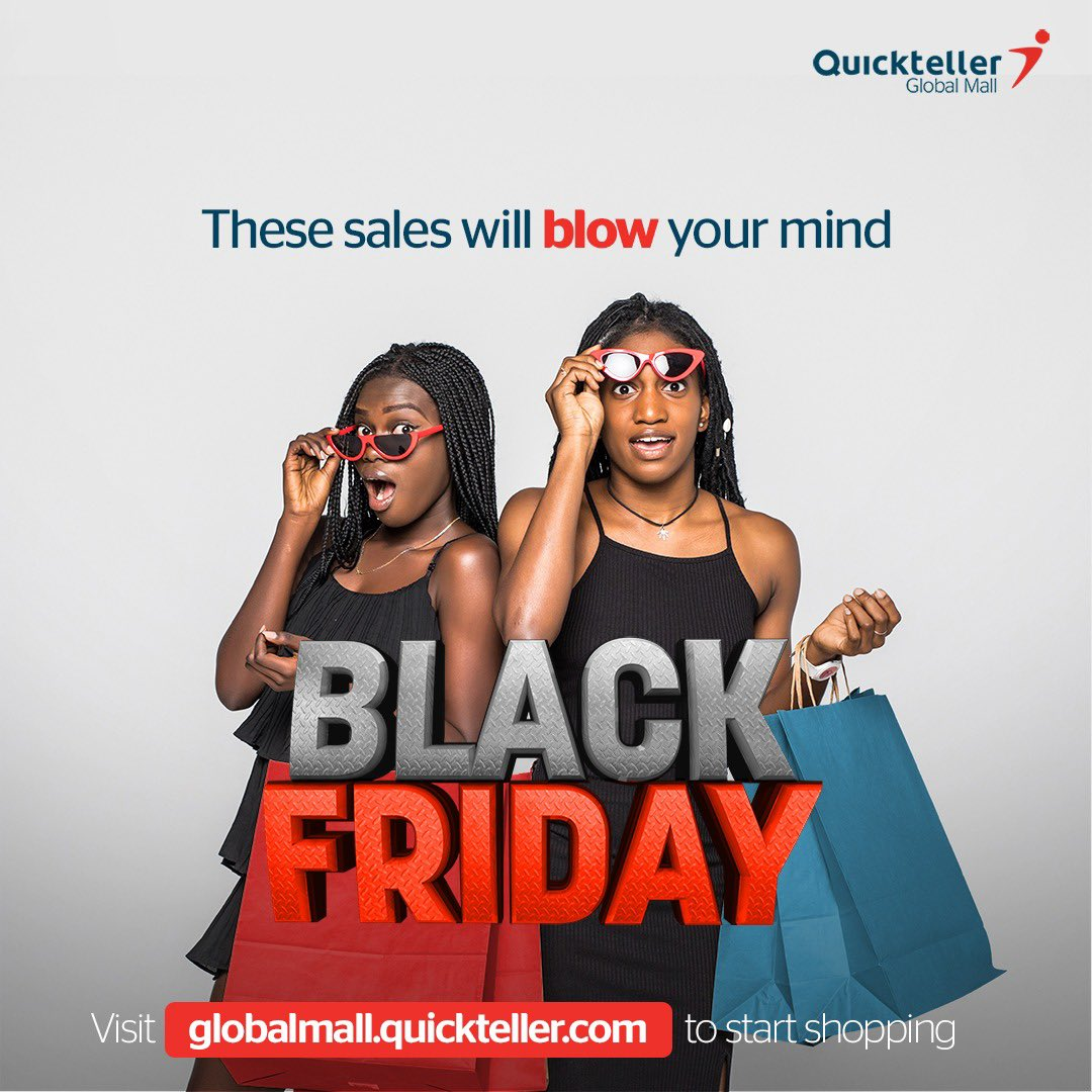 Visit  now for the best Black Friday deals! We believe it'll blow your mind 😏 #EverythingIsPossible