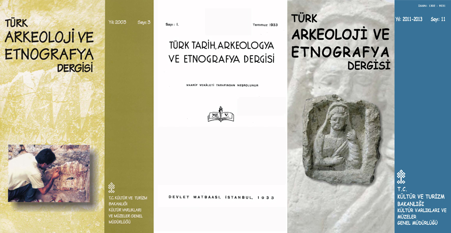 """Cumhuriyet tarihimizin en köklü dergilerinden """"Türk Arkeoloji ve Etnografya Dergisi"""" 10 yıllık aranın ardından 2021'de okurlarıyla yeniden buluşacak.  Tarihinde ilk kez """"Uluslararası Hakemli"""" statüde yayımlanacak derginin formatı da yeni olacak.  Ayrıntı👉"""