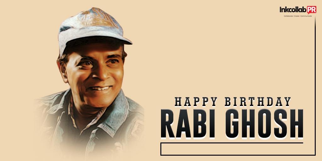 আমরা আজও মিস করি তোমায়,  সাথে হয় বড্ড আফসোস , জন্মদিনে  প্রণাম নিও,  সবার প্রিয় রবি ঘোষ ।  #RabiGhosh #HappyBirthdayRabiGhosh #RabiGhoshBirthAnniversary #RememberingRabiGhosh  #BengaliMovies #BengaliFilmActor #IndianActor #RabiGhoshMovies #Comedy #BestBengaliComedian  #Legend