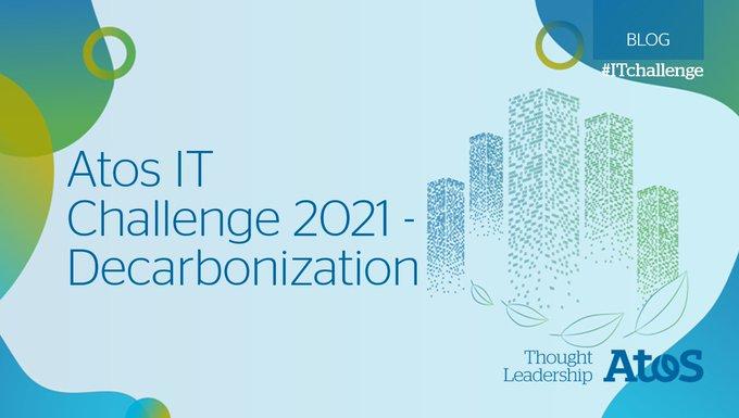 Wo können digitale Lösungen die #Dekarbonisierung fördern? Ein weites Feld für alle, die an...