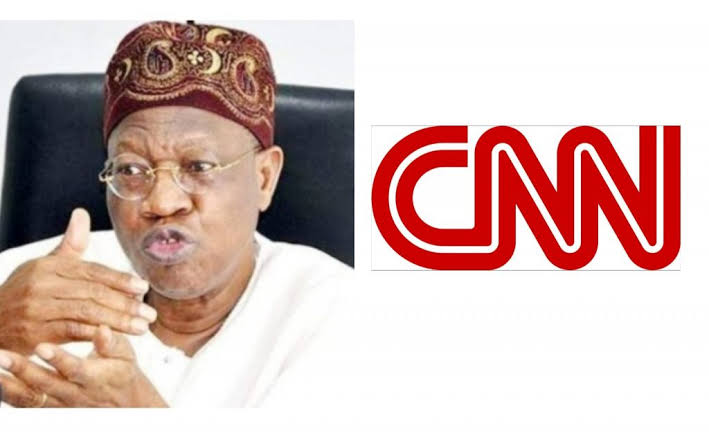The Federal government has written a letter to CNN, condemning its documentary on the October 20 shooting incident at the Lekki tollgate in Lagos, saying the report is capable of setting the nation on fire. https://t.co/X6Xg4mhJGm https://t.co/C0yxGWIpfM