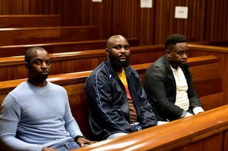 #SouthAfrica  #55RhinosLives #NdlovuGang the court laid down 25 year jail sentences for #rhino #poaching crimes #NoAppeal for lighter sentences! #LetThePunishmentFitTheCrime #NoMercy #NotInOurProvince #JusticeForRhinos