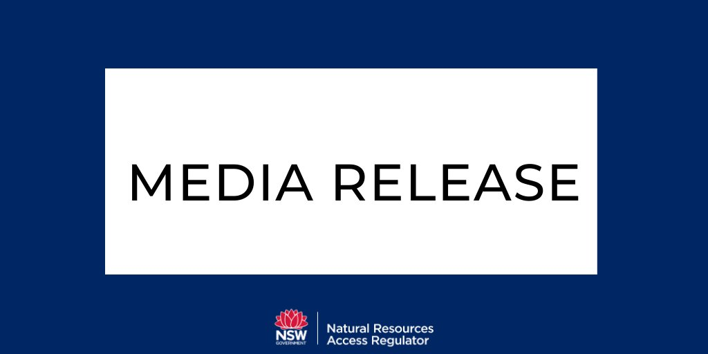 NRAR will be undertaking routine inspections in a number of areas within Western NSW in December. Find out more 👇