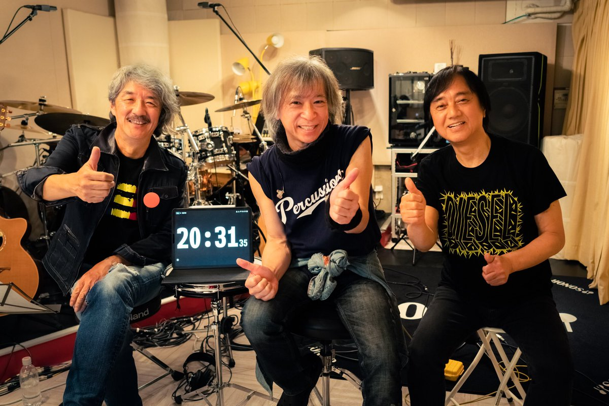 昨日は、 DSD trio初の生配信ご覧頂き、一緒に盛り上がってくれてありがとうございました!見逃した方!26日まで申し込めるようなので、良かったら見てねー!!【アーカイブ】11/26(木)まで【視聴チケット】 ¥3,000-【申し込み】