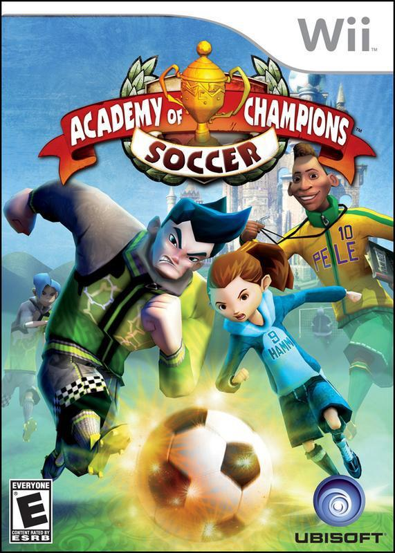 Score that goal in a interesting game of soccer and play to win in Academy of Champions Soccer #gamer #play #fun #nintendo #soccer https://t.co/mIVB6yRN8o