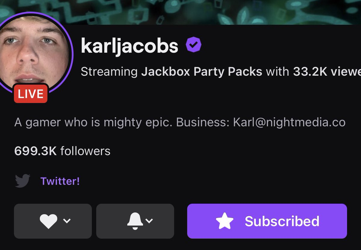 #KARL700K So so proud of what you have accomplished from the start, to this moment and on. We will be forever grateful for all the hard work and dedication you put into what you do, making us happy everyday<3 we love you Karl. I will forever be here supporting you❤️happy 700k:)