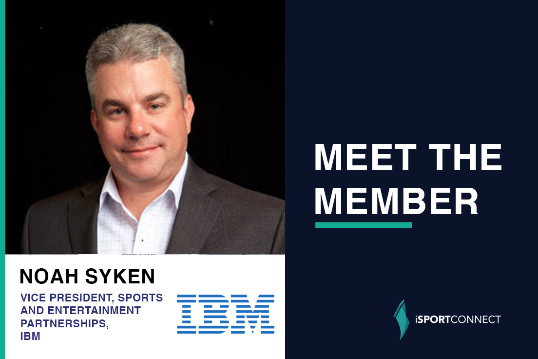 "🚨INTERVIEW  🗣️ @IBM's @noahsyken : ""We Use Our Technology To Provide Connectivity, Access And Engagement For Fan Experience""  #sportsbiz #fanengagement #ArtificialIntelligence"