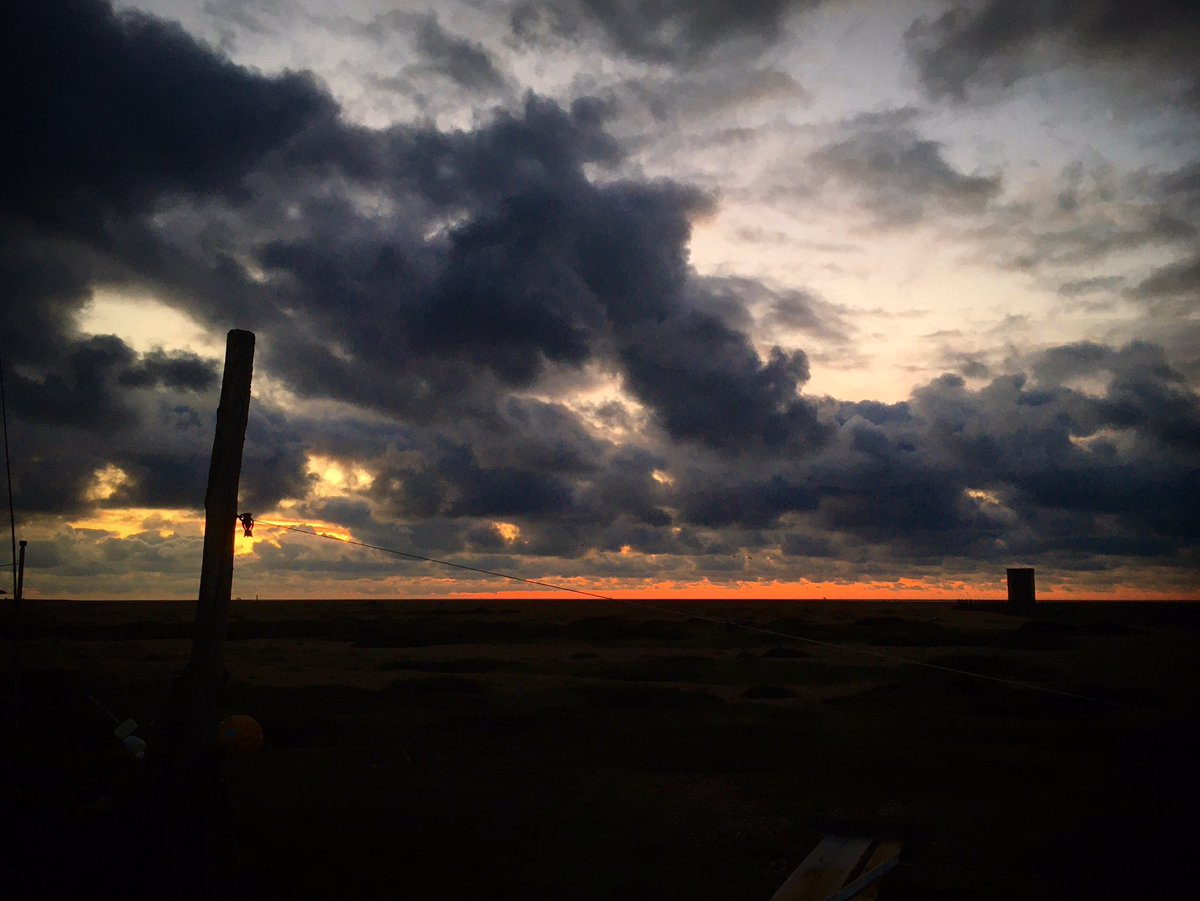 Early... III_  #Dungeness #earlymorning https://t.co/rGHQG5UG75