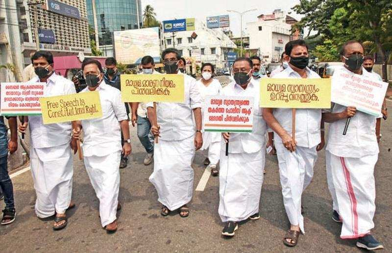 Kerala withdraws 118A under pressure from CPM leadership    via @TOICitiesNews