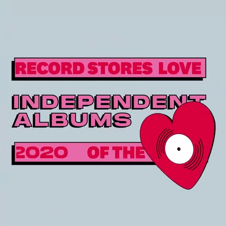 #LoveRecordStores Independent Albums Of The Year 2020 to be announced 3rd December!