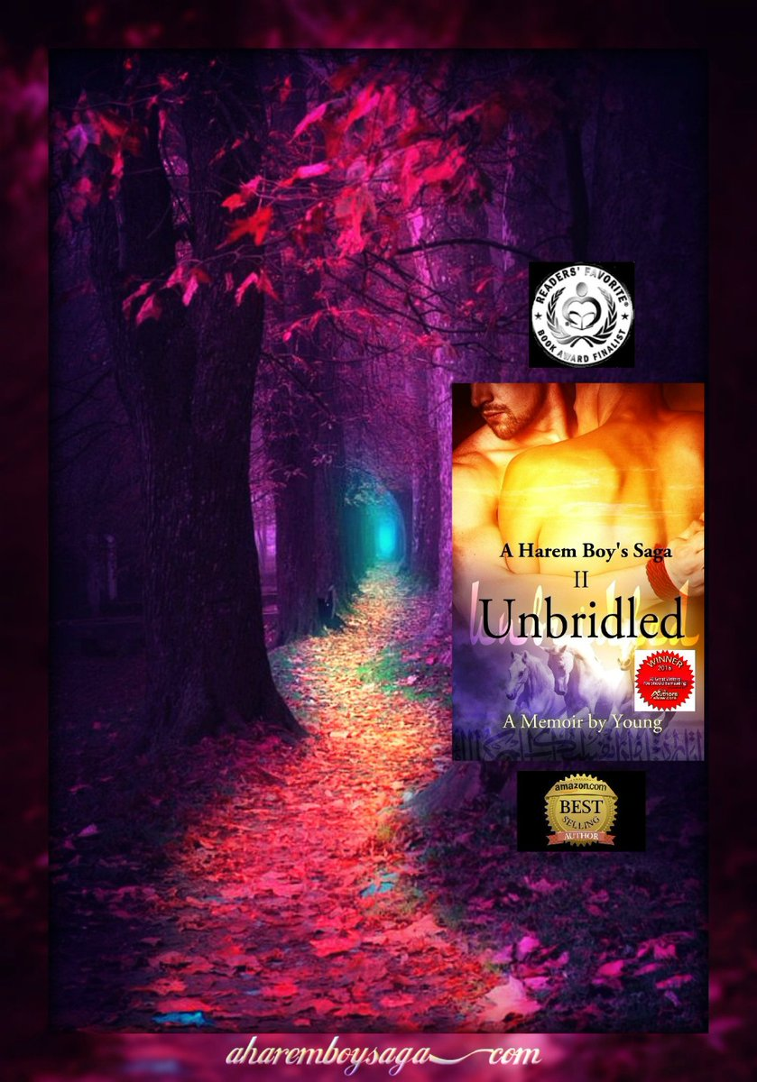 If you look at life the correct way you'll see that the world is a beautiful garden. UNBRIDLED https://t.co/7AGkfzT3GG is the sequel to a sensually illuminating true story about a young man coming-of-age in a secret society & a male harem. #BookBoost #AuthorUpROAR https://t.co/EVFpTfHxVE