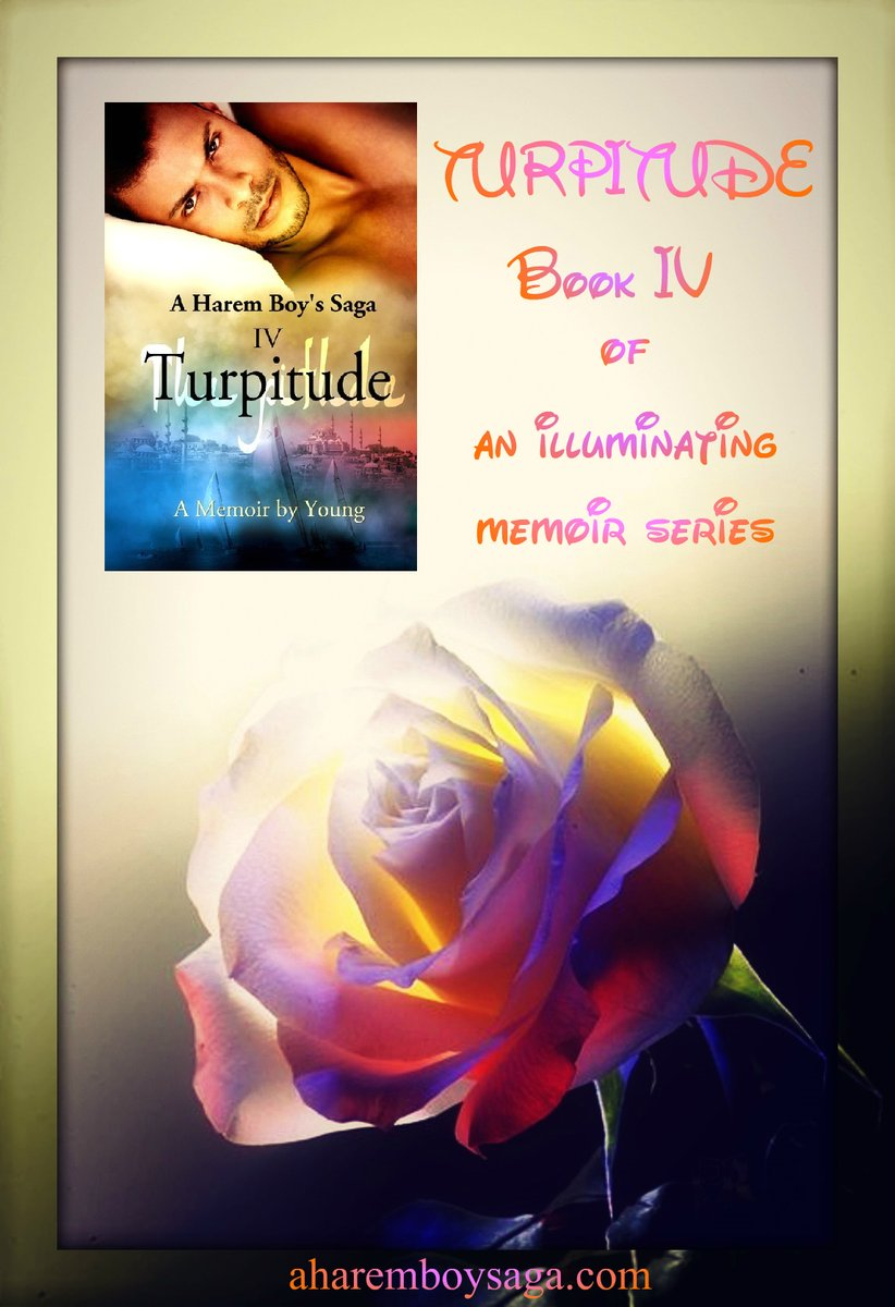 The beauty of love is that it never dies. TURPITUDE https://t.co/vQKw88BAZS is the 4th book to a sensually enlightening true story about a young man coming-of-age in a secret society & a male harem. #AuthorUproar #FreshInkGroup https://t.co/GUDQKkItX0