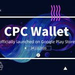 Image for the Tweet beginning: Hi, guys! Our CPC Wallet
