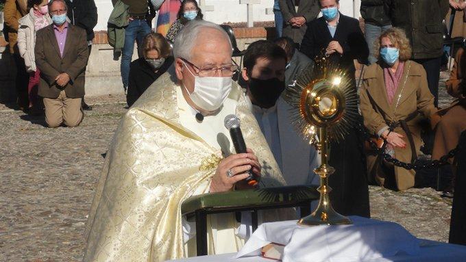 Foto cedida por Obispado de Alcalá