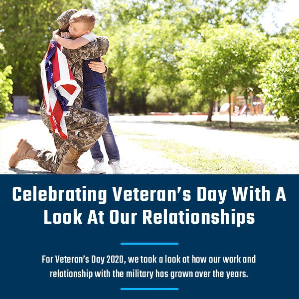 For Veteran's Day 2020, we took a look at how our work and relationship with the military has grown over the years. If you missed the article, here it is  (410) 574-8900 #AdvanceRelo #ARS #VeteransDay2020 #Military #Veterans