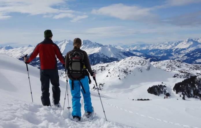 Disfrutar de la naturaleza y del invierno en Suiza, ¡ya es posible!  #medioambiente #Suiza #inLOVEwithSWITZERLAND #turismo #naturaleza