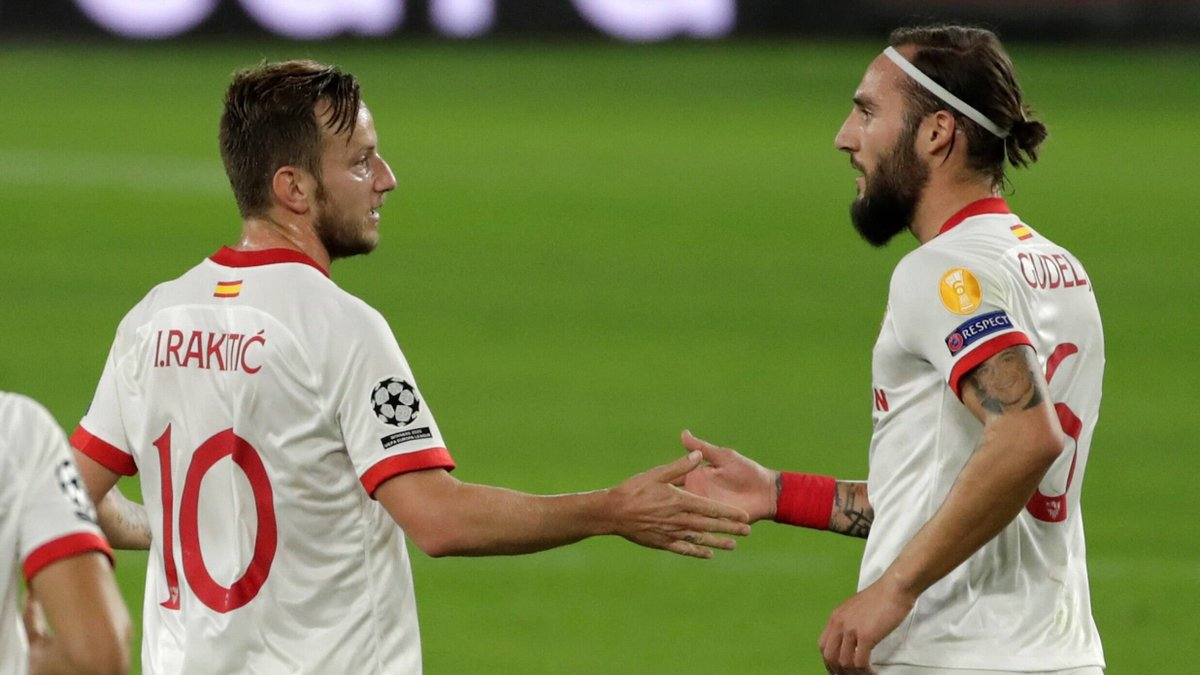 "🗣️ ""We want to take the next steps in the @ChampionsLeague. It would be amazing to get past the quarter-finals and I think this team is really able to achieve something special.""  ⚪️🔴 @ivanrakitic on @SevillaFC's targets in the #UCL  👉"
