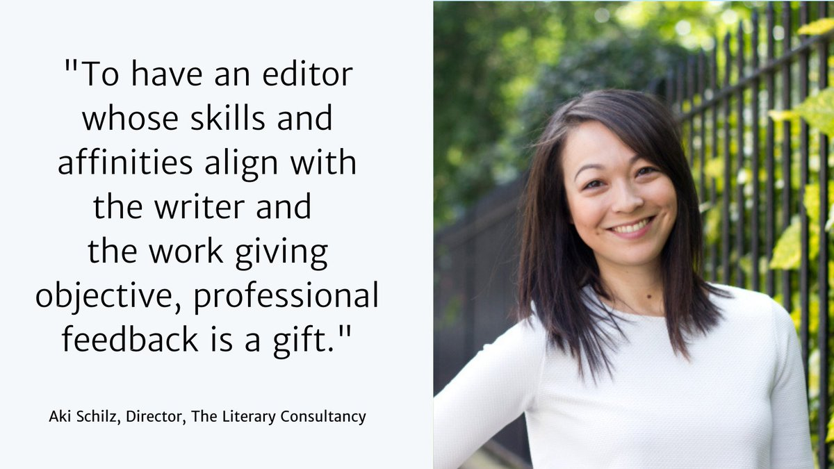 How can giving feedback support #editorial best practice? Here, @AkiSchilz, director of @TLCUK, explains why manuscript assessment can be a delicate, yet hugely rewarding process: ow.ly/q1x750Cam1t