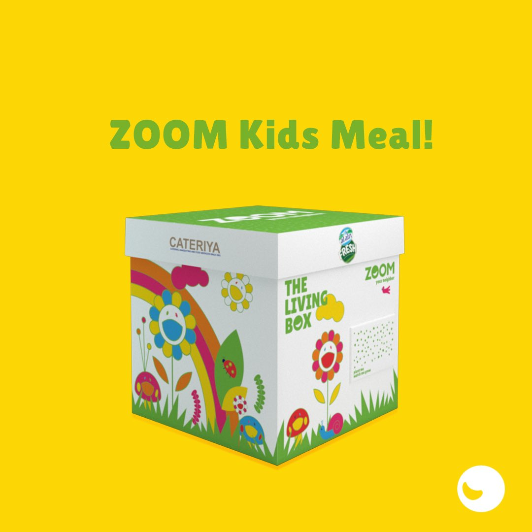 "ZOOM Introduces ""The Living Box"", A Flavoursome Kids Meal To Mark The World's Children Day https://t.co/b7BbYeWr1N https://t.co/pUIlrxN0iD"