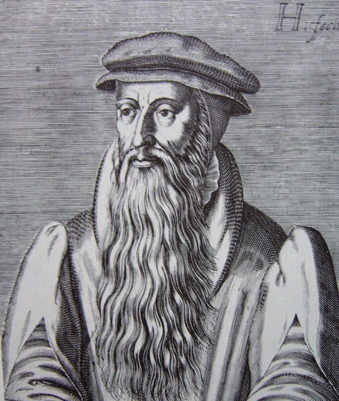 24 Nov 1572: d. John Knox, preacher, theologian, exile, shaper of reformation in #Scotland #otd