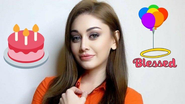 Wish you a very Happy Birthday! 😊 @shefalijariwala #ShefaliJariwala   #artist #happybirthday #birthday #love #happy #cake #party #birthdaycake #birthdaygirl #instagood #like #family #instagram  #photography #photooftheday #follow #friends #birthdayparty #balloons #Bollywood