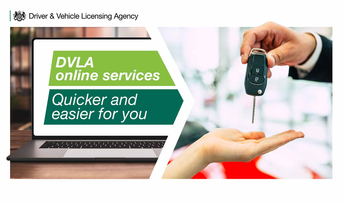 Want to put your vehicle in the name of someone else in your family? Use our online service to add them as the new keeper, it's quick and easy.   #family