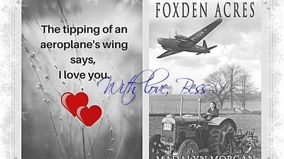 """The Dudley Sisters Saga. Foxden Acres   #WW2 #Landgirls #RAF #drama #family #LoveStory  #TuesNews @RNATweets  """"Will you marry me, Bess?"""" James put his ring with the Foxden family crest on her finger. Her answer, """"Yes""""   #paperback #Kindle #KindleUnlimited"""
