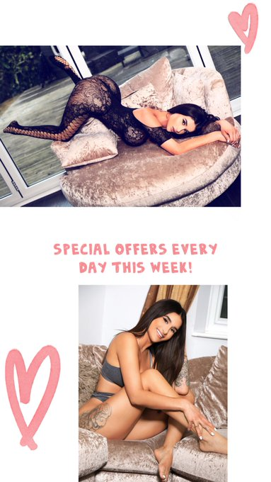 Special Offers Every Day This Week! 🤩  https://t.co/RrhrEuWpUD https://t.co/v9ggqfXU1W