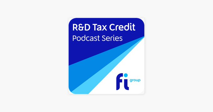 Check out our latest Podcast to find out what industries are entitled to R&D. 🎧#RandD
