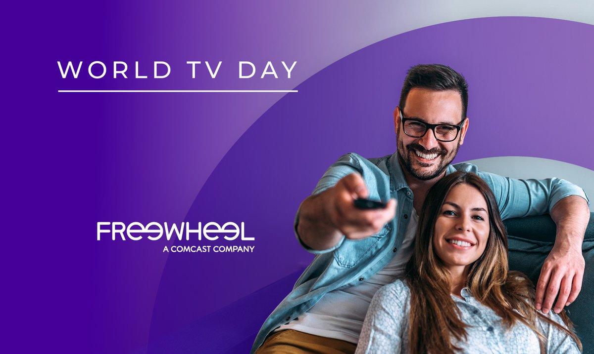 #WeLoveTV #WorldTVday #EmpoweringInnovations