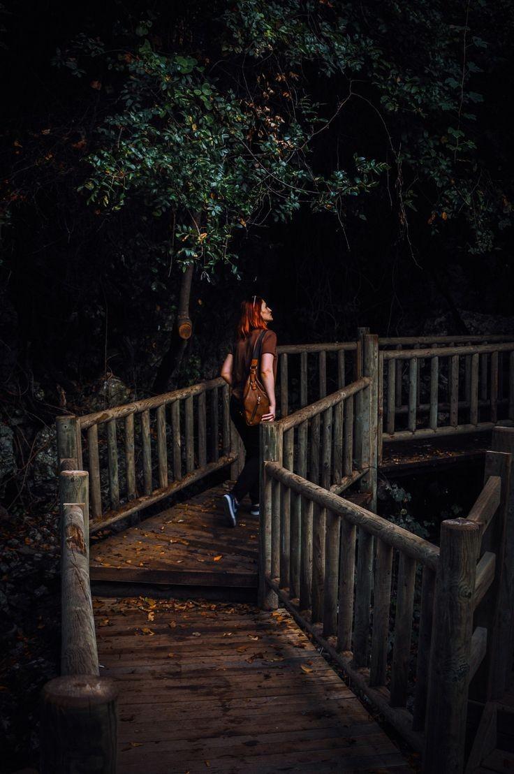 A dark unknown road at least enlightens you! 🚶♀️ #goturkey #aydın #hellofrom #zeuscave