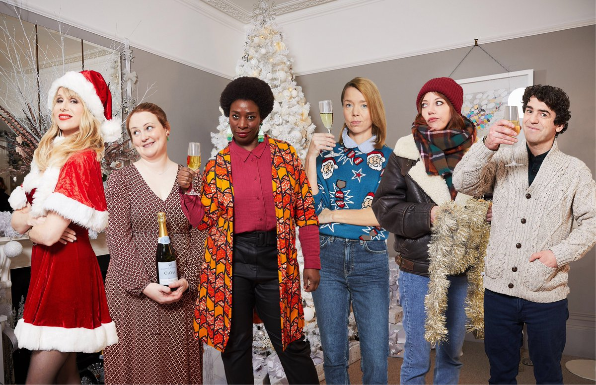 Motherland will return this December for a Christmas special, ahead of Series 3 in 2021: