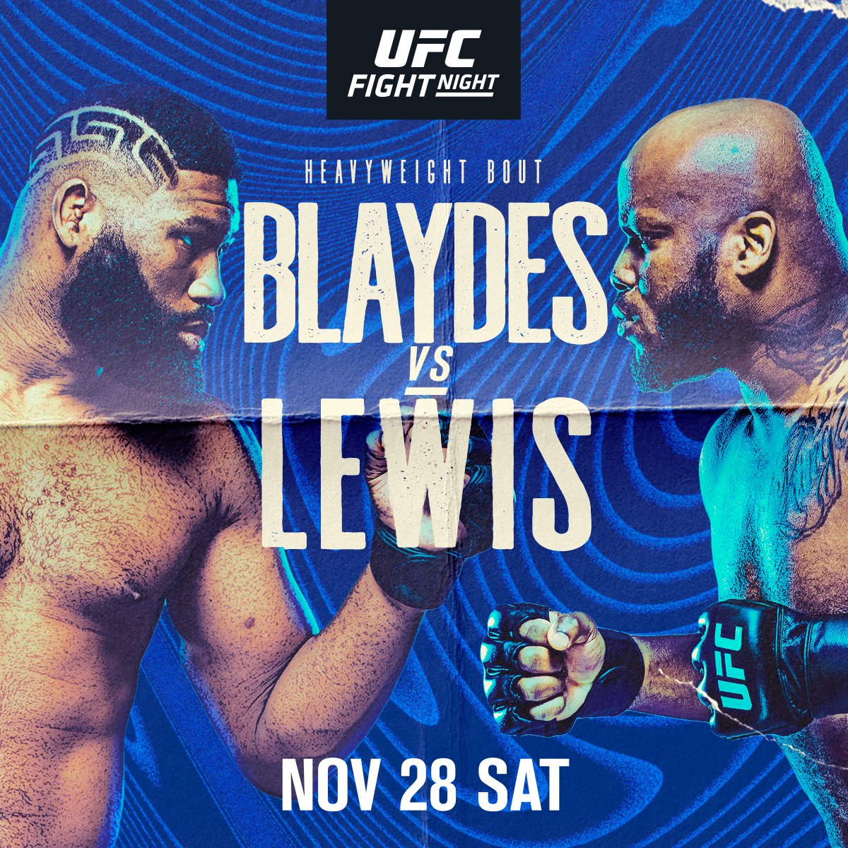 𝙃𝙚𝙖𝙫𝙮𝙬𝙚𝙞𝙜𝙝𝙩𝙨! 💥  @RazorBlaydes265 vs @TheBeast_UFC at #UFCVegas15 this Saturday! https://t.co/4oz8Xhv4eH