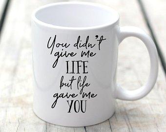 You didn't give life but life game me you. #NationalAdoptionDay