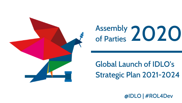 Live NOW with @DrTedros at the @IDLO Assembly of parties ⬇️