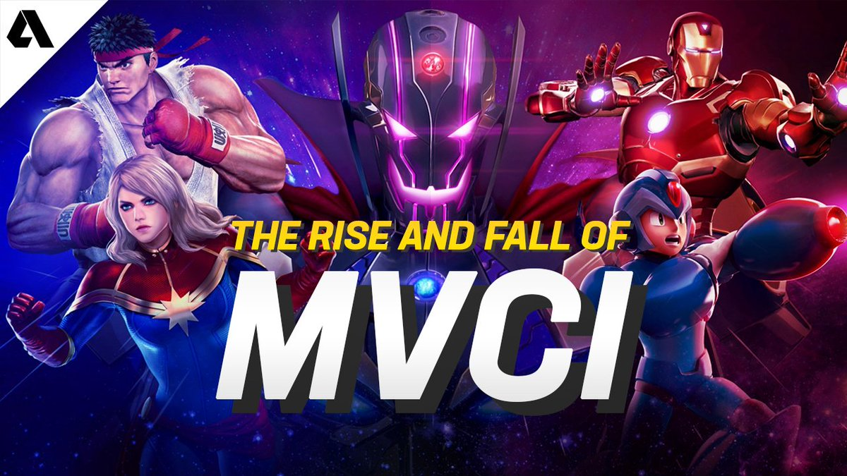 Akshon Esports - Despite having a cast of iconic characters from various franchises, a series of poor decisions by the developers made for a recipe for disaster that led to the utter failure of Marvel vs. Capcom: Infinite  Where Did It Go So Wrong?:  #fgc #esports #MVCI