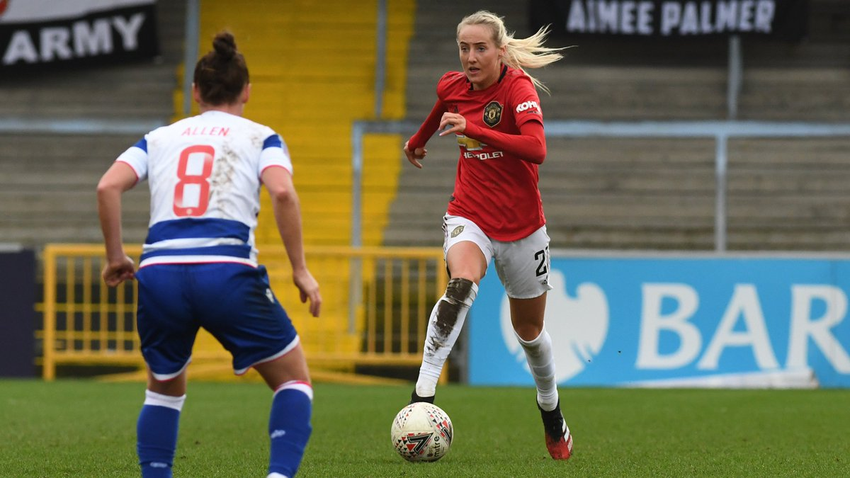 ⚠️ Reading v #MUWomen on Sunday 13 December will now kick off at the earlier time of 12:30 GMT, with live UK coverage on BBC Red Button.