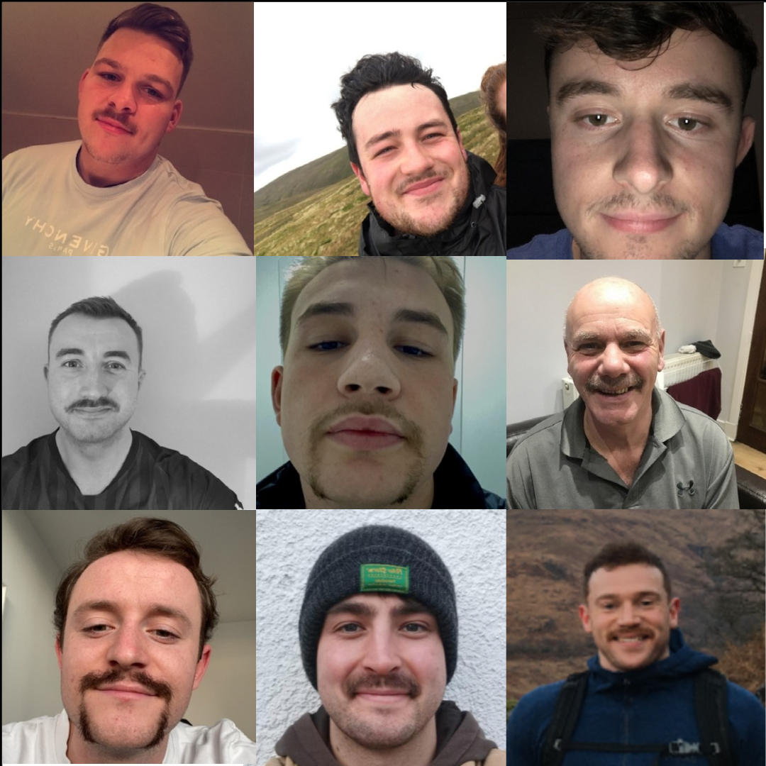 GHA x @MovemberUK  Update| This year's GHA #Movember team are doing an amazing job raising funds for all the dads, brothers, sons & mates in their lives. Check out the full team and the dodgy tashes as they head into the final week👉   #TogetherStronger