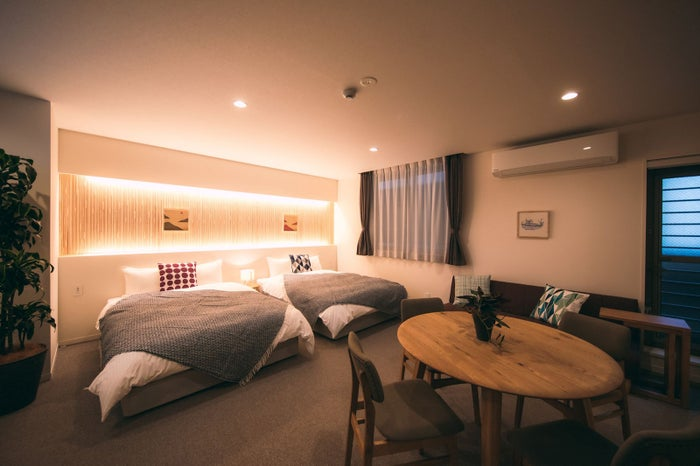 """""""まだ知らない広島""""と出逢える新ホテル「NAGI Hiroshima Hotel&Lounge」オープン、女子旅&記念日向けプランも#広島 #ホテル▼写真・記事詳細"""
