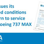 #EASA signals its intention to approve Boeing #737MAX return to Europe's skies and lays out its proposed conditions for the return to service. https://t.co/73TYEl4gOu