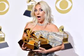 #GRAMMYs #LadyGaga🤞 Gaga, the Picasso of the music world, is in a class of her own. Never been such a multi-talented artistic genius in all of music history. Hope she gets a grammy for #Chromatica, but these things aren't done on merit. It's more about record labels, power & $$$