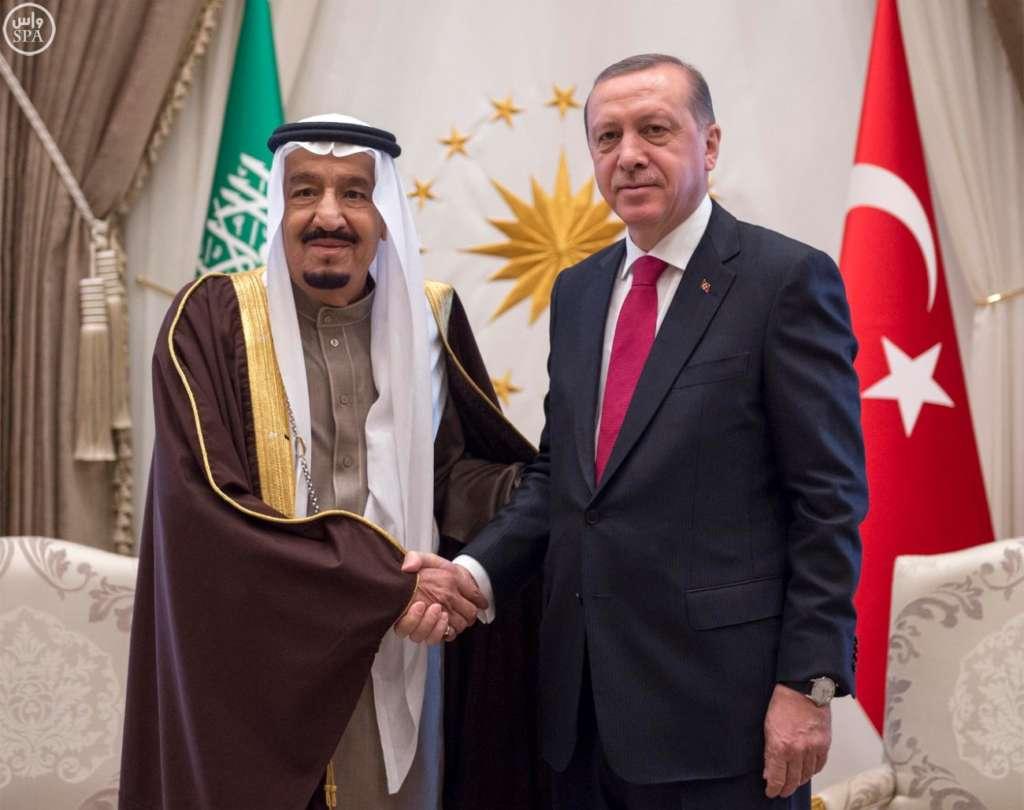 Saudi King Salman, Erdogan set to improve relationship.    #SaudiArabia #Turkey #KingSalman #RecepTayyipErdogan #G20RiyadhSummit #G20Summit  #Covid19 #MohammadBinSalman #Turkishearthquake #SaudiTurkey #military #defense