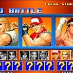 Image for the Tweet beginning: 格闘ゲームのCPU戦の演出も凝ったものが多いですよね!(  ̄▽ ̄)  倒した相手と次の対戦者が表示される演出は好きです!(*´-`)  #BLAZBLUE #KOF98 #ストリートファイター2 #メルティブラッド