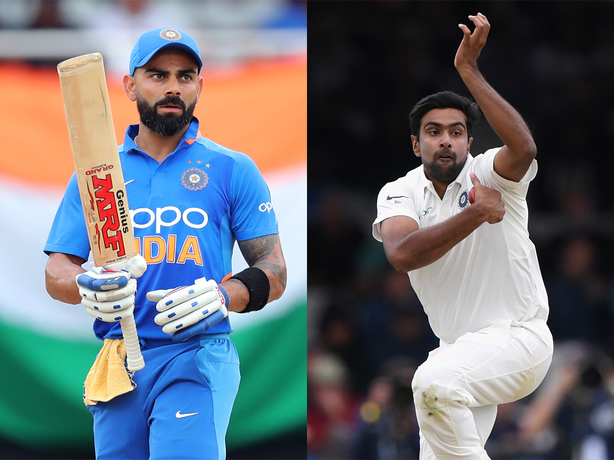#Cricket #ICCAwards   @ICC nominates @imVkohli, @ashwinravi99 for Men's Player of the Decade Award   DETAILS: